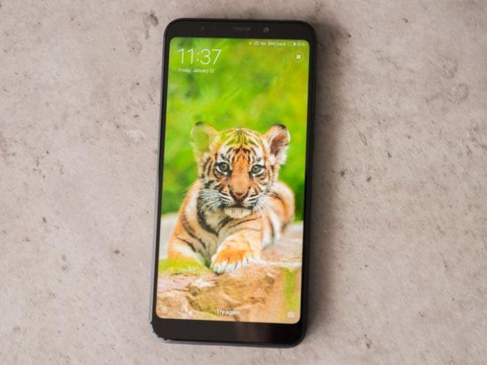 экран Xiaomi Redmi 5, Xiaomi Redmi 5 Plus
