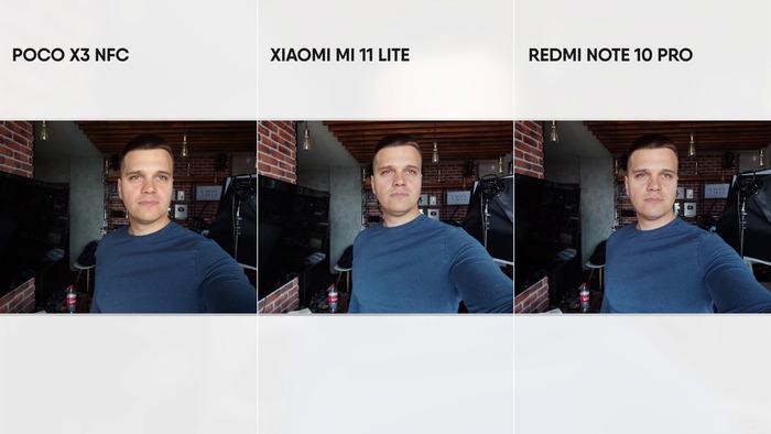 18 камеры Ми11 лайт