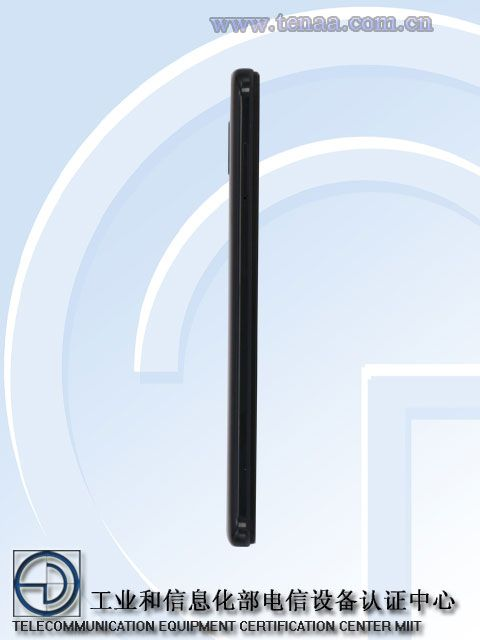 Redmi 8A боковая панель