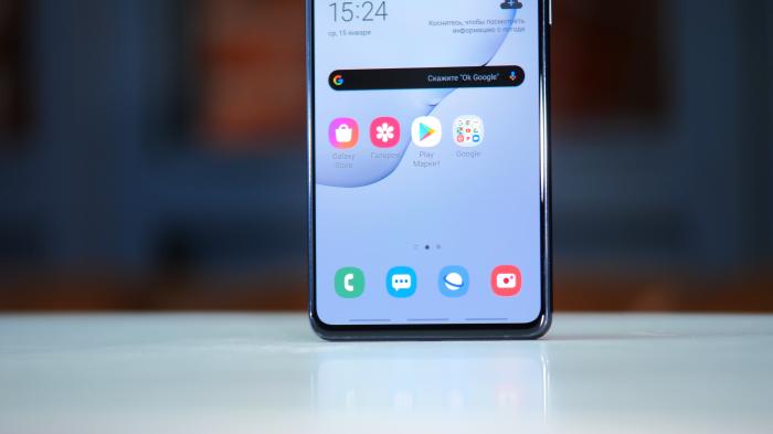 Обзор Samsung Galaxy Note10 Lite – а это точно «облегченный флагман»? – фото 27