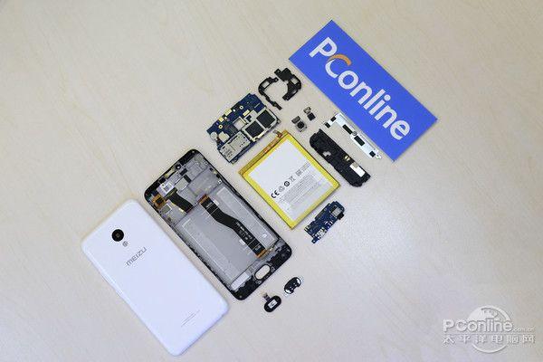 Meizu M5 подвергся вскрытию – фото 17