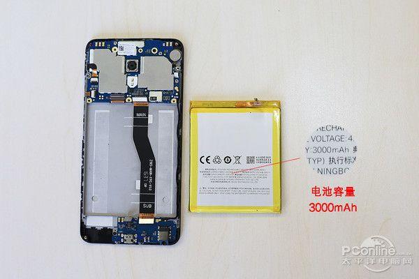 Meizu M5 подвергся вскрытию – фото 13