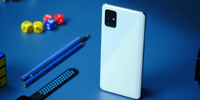 Обзор Samsung Galaxy A51 – апгрейд забыли положить… – фото 1