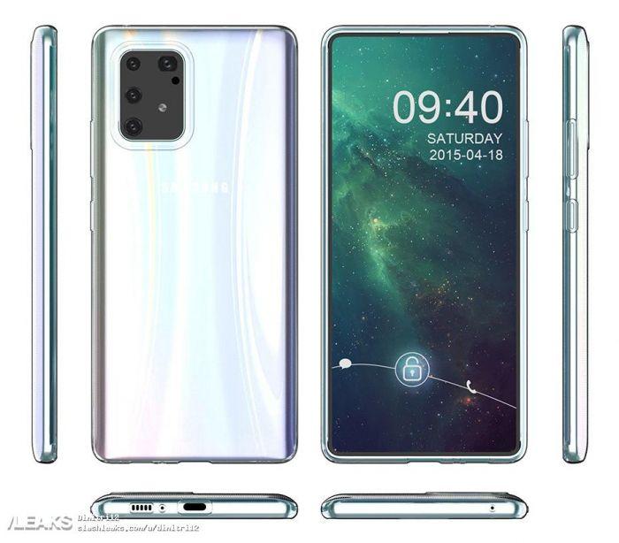 Samsung впервые добавит датчик для макро-съемки в новинку Galaxy S10 Lite – фото 1
