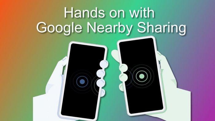 Google готовит своего конкурента AirDrop от Apple – фото 1