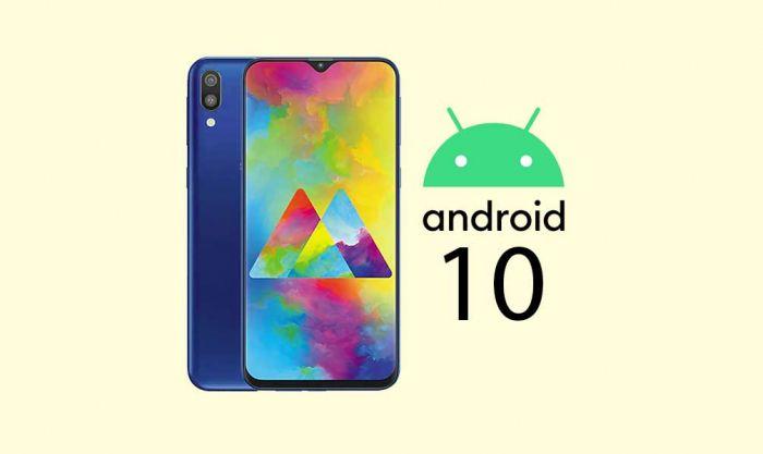 Samsung обновил свои бюджетные Galaxy M20 и M30 до Android 10 – фото 1