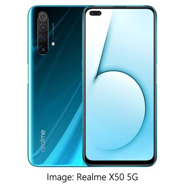 Realme решила показать спецификации своего флагмана X50 Pro до официальной презентации – фото 1