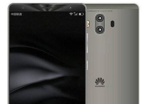 Huawei Mate 10: чип Kirin 970, четыре камеры и аккумулятор на 4900 мАч – фото 1
