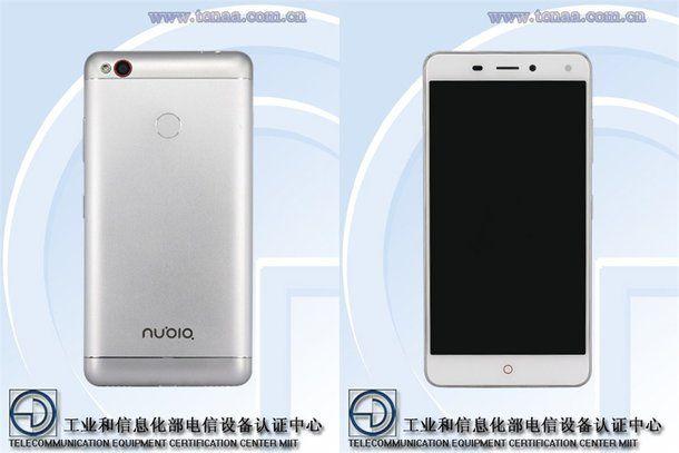 Смартфон Nubia на платформе Helio P10 сертифицирован в Китае – фото 1