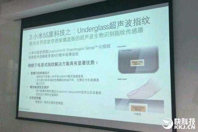 """Спецификации Xiaomi Mi 5S и Mi 5S Plus впечатляют: SD821, 3D Touch, Sony IMX378 (как у HTC 10) и первый """"Under Glass"""" Touch ID – фото 1"""