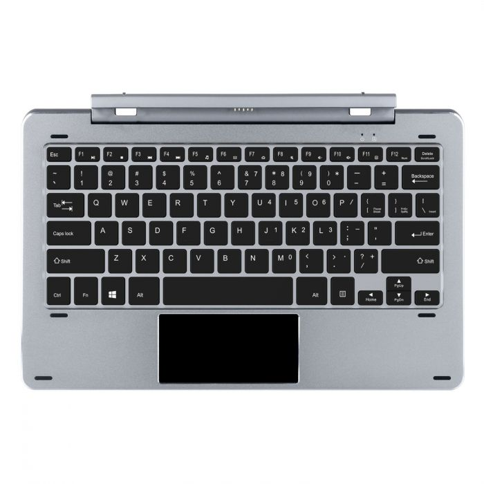 Chuwi Hi12 – доступный гибридный планшет с двумя полноразмерными портами USB – фото 1