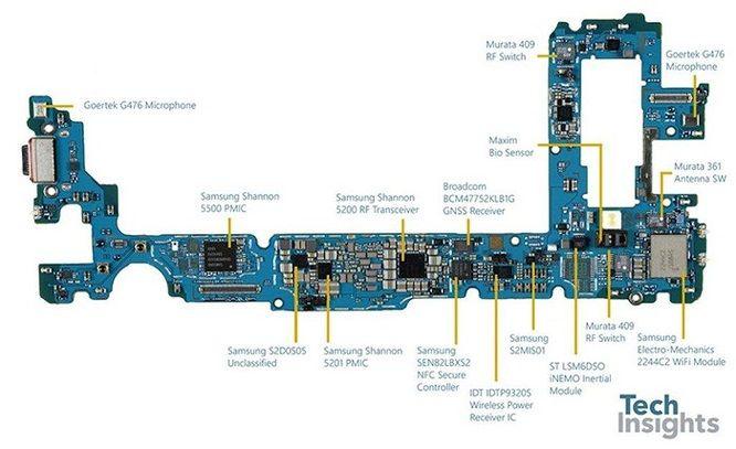 Стоимость компонентов Samsung Galaxy S10+ подсчитана – фото 2