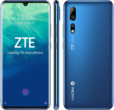 На флагманский Axon 10 Pro от ZTE пришло обновление до Android 10 – фото 1