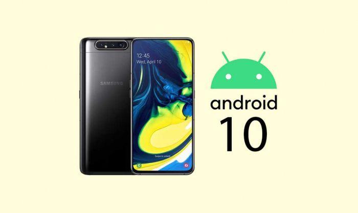 Samsung подготовил обновление до Android 10 для еще 3 моделей – фото 1