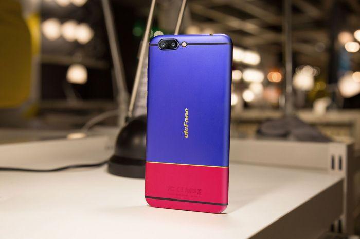 Ulefone T1 нарастят флеш-память и раскрасят в новые цвета – фото 1