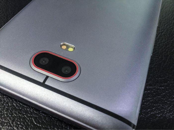 Elephone показала P9000 Edge на «живых» снимках и рассказала ряд подробностей о его характеристиках – фото 2