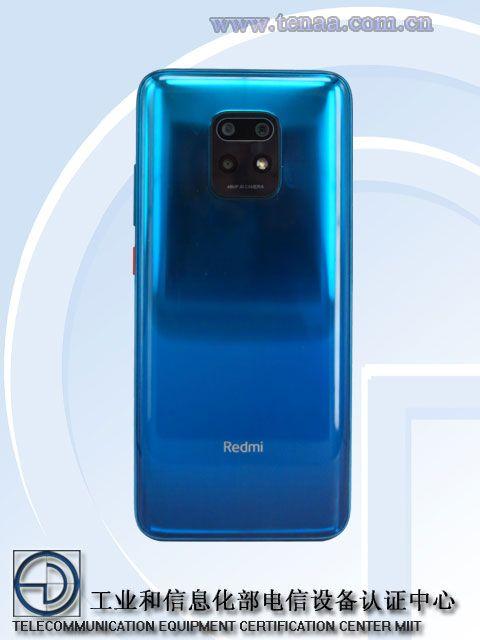 Характеристики нового смартфона Redmi из TENAA. Redmi 9 или Redmi Note 10? – фото 2