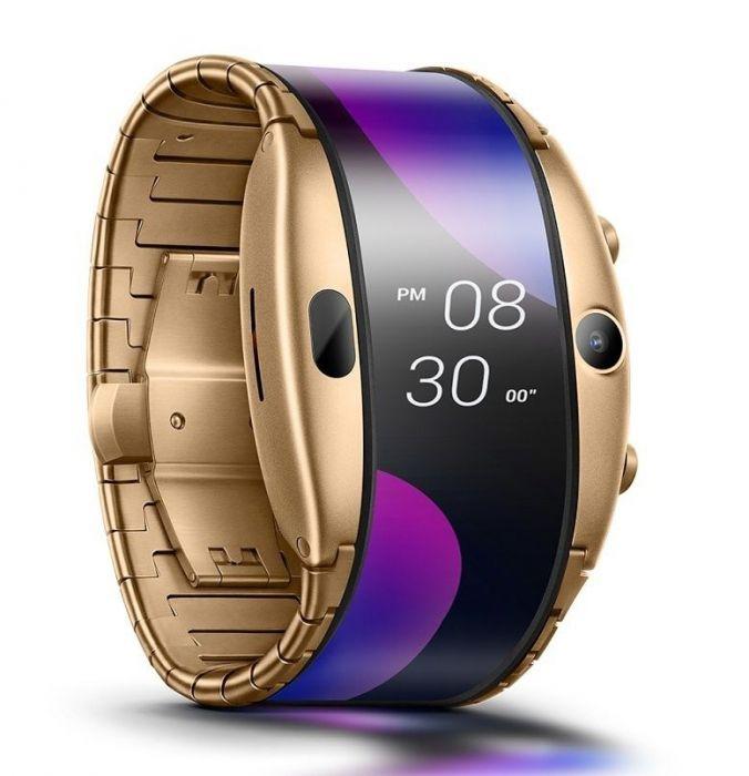 Nubia Alpha (Nubia α): смарт-часы, которые хотят быть гибким смартфоном на запястье – фото 2