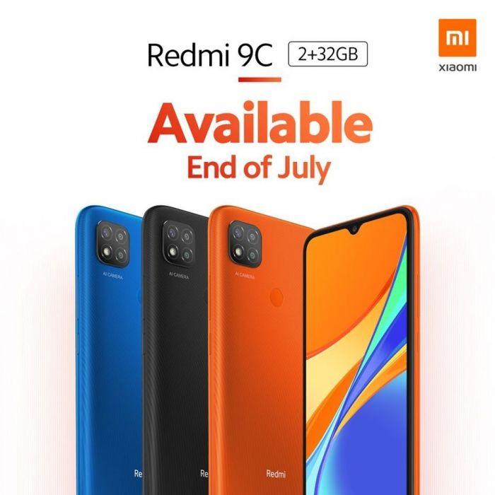 Представлен Redmi 9C: даешь больше дешевых смартфонов – фото 1