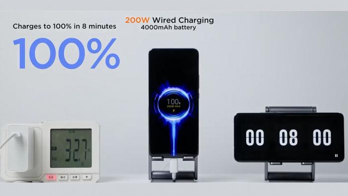 100% за 8 минут. А что с износом батарейки при мощности 200 Вт? – фото 1