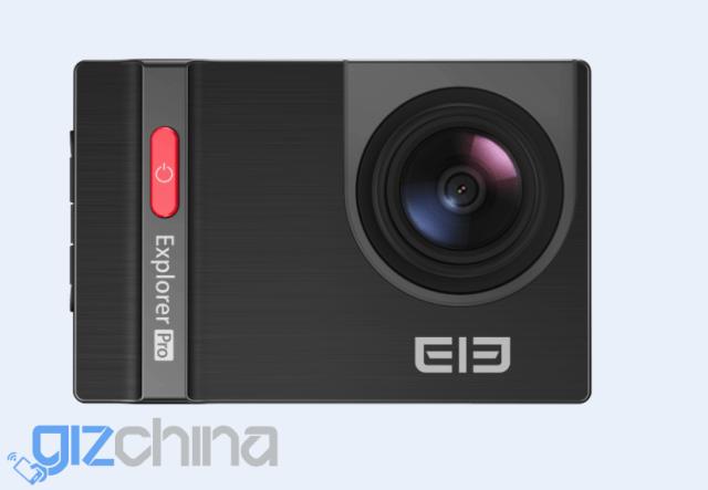 Elephone выпустит экш-камеру Explorer Pro – фото 1