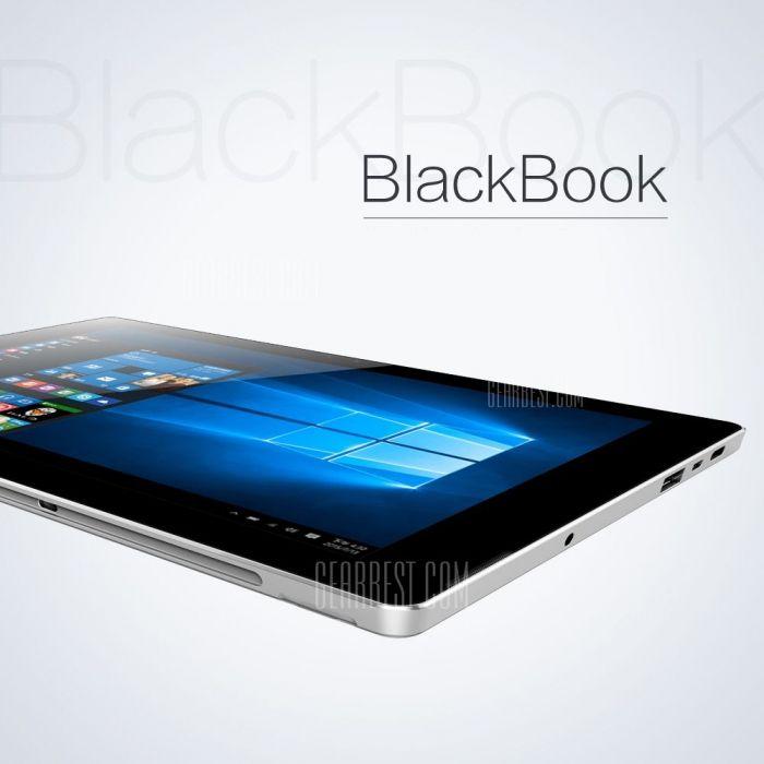 BlackBook: 10,1-дюймовый гибридный планшет на Windows 10 – фото 2