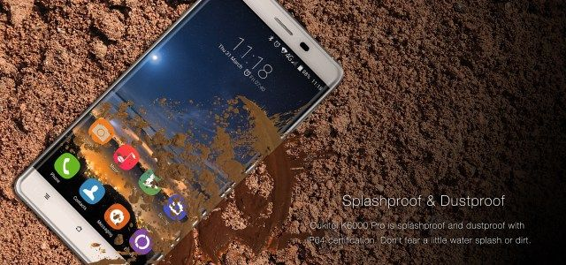 Oukitel K6000 Pro: старт предзаказов на долгоиграющий смартфон – фото 1