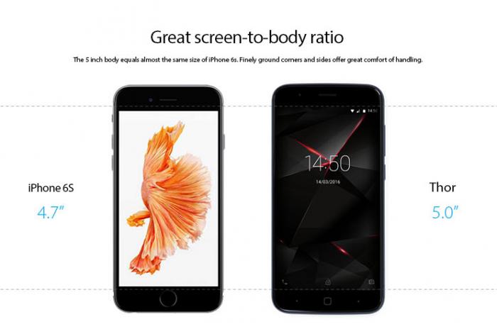 6 причин считать Vernee Thor лучшим 5-дюймовым смартфоном за свои деньги – фото 3