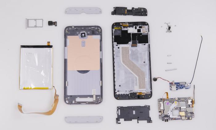 Разбираем UMi Plus: изменился ли подход производителя к сборке своих смартфонов – фото 2