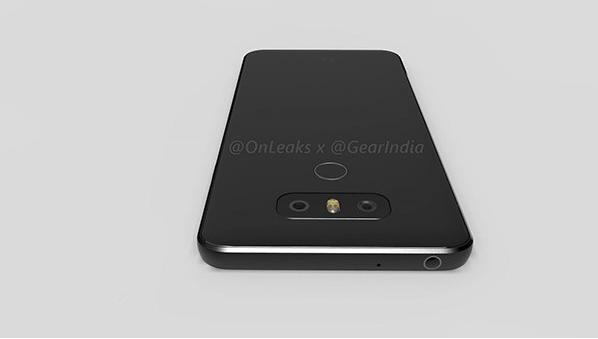 В сети появился новый рендер LG G6 – фото 1