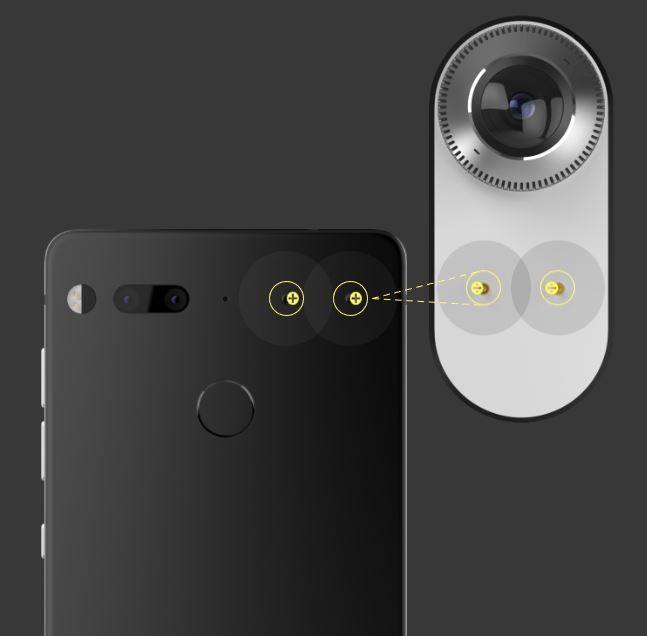 Анонс Essential PH-1: создатель Android показал ультимативный модульный флагман – фото 3