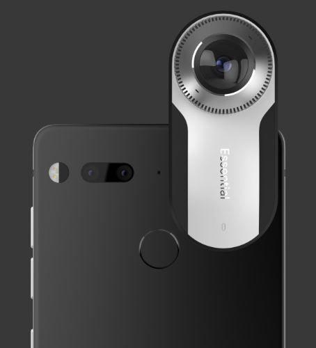 Анонс Essential PH-1: создатель Android показал ультимативный модульный флагман – фото 4
