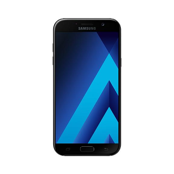 Samsung Galaxy A7, A5 и A3 (2017): официально дебютировали крепкие «середняки» с высокими ценниками – фото 1