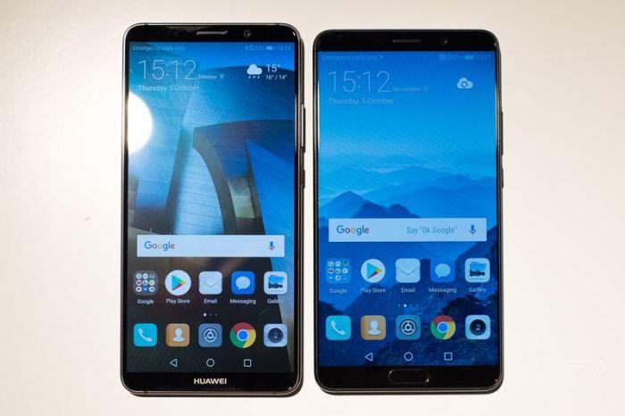 Анонс Huawei Mate 10 и Mate 10 Pro: ультимативные фаблеты – фото 7