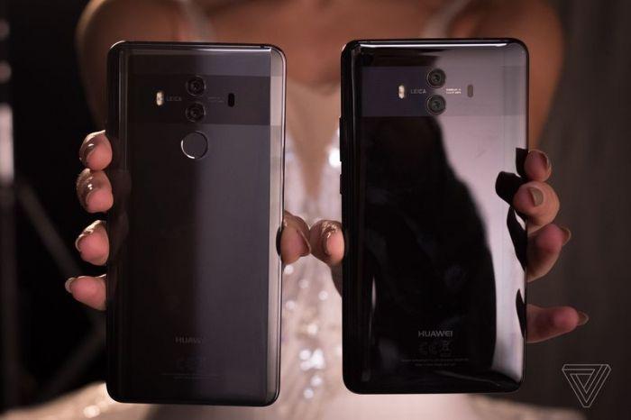 Анонс Huawei Mate 10 и Mate 10 Pro: ультимативные фаблеты – фото 8