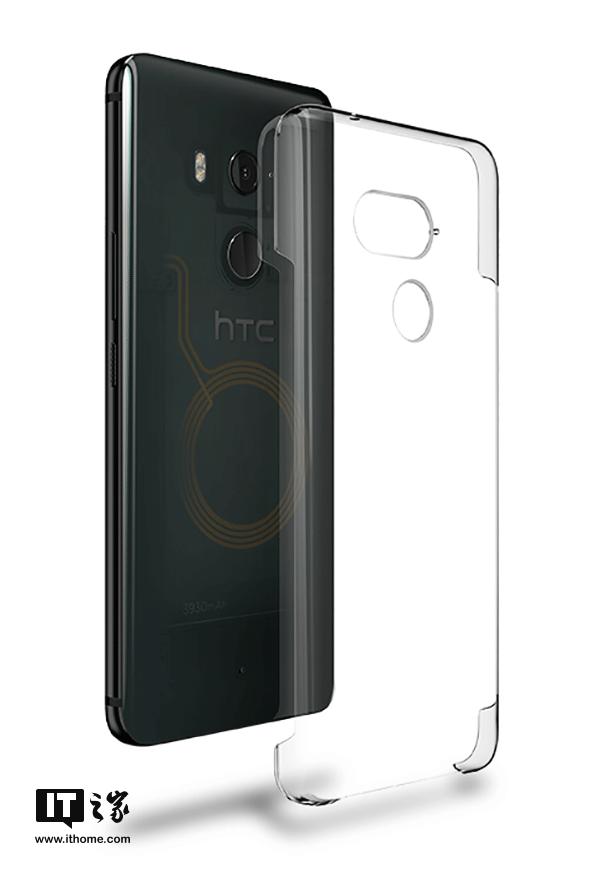 Пресс-рендеры HTC U11 Plus слили в сеть накануне анонса – фото 5