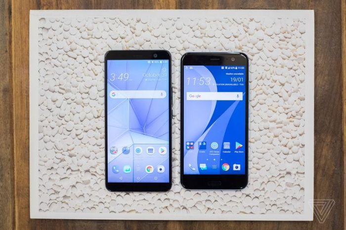 Анонс HTC U11+: полноэкранный флагман с емким аккумулятором и определением силы сжатия – фото 7