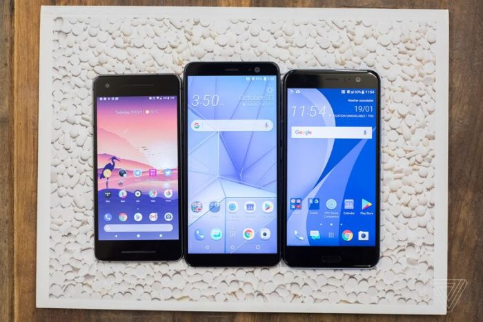 Вместо Google Pixel 2 XL (Muskie) мы увидели HTC U11+, и HTC начнет устанавливать двойные камеры в смартфонах – фото 2