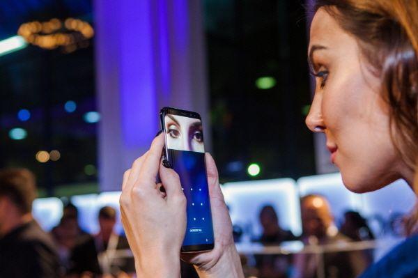 Samsung Galaxy S9 сможет быстрее распознавать владельца по радужке глаза – фото 2