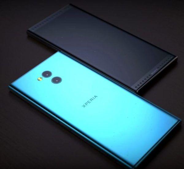 Рендеры Sony Xperia XZ Premium 2: наконец-то «безрамочный» дисплей – фото 2