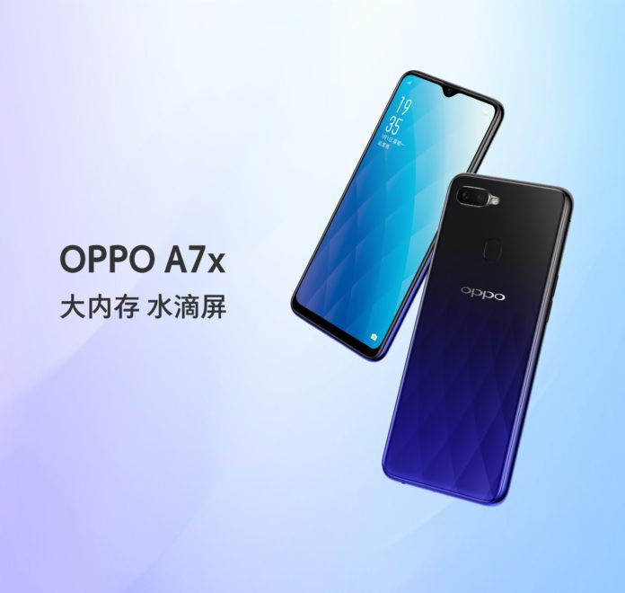Анонсирован Oppo A7X на базе Helio P60 с двойной камерой – фото 2