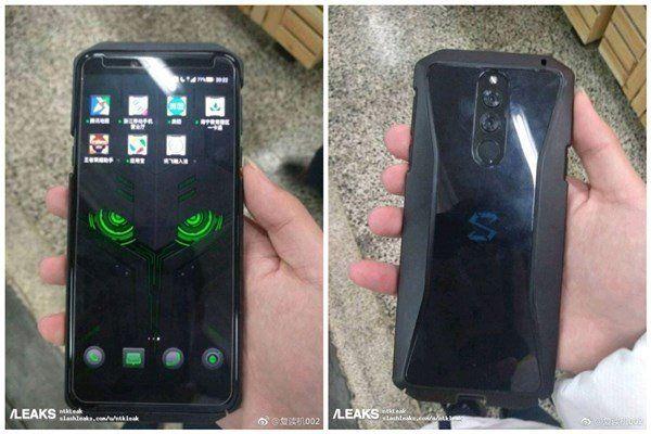 Xiaomi Black Shark 2 оснастят жидкостной системой охлаждения – фото 1