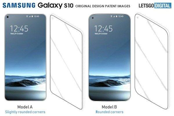 Samsung Galaxy S10 может предложить магию с исчезающей фронталкой – фото 1