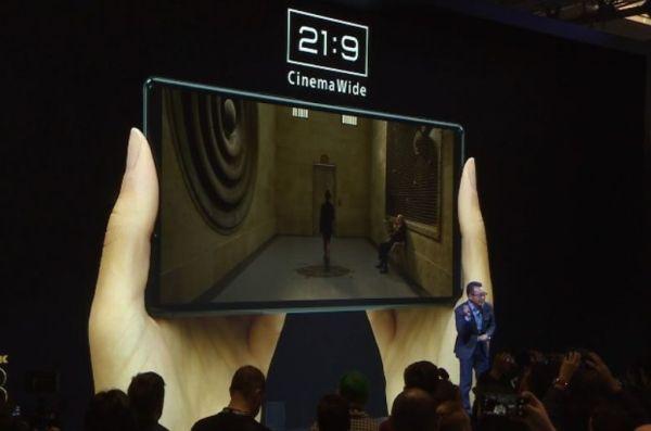 Sony Xperia 1 получил дисплей с «честным» 4К разрешением – фото 1