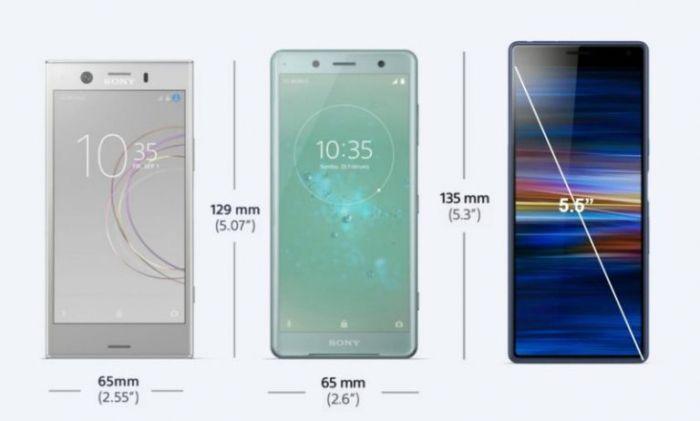 Sony готовит к анонсу компактный смартфон – фото 1
