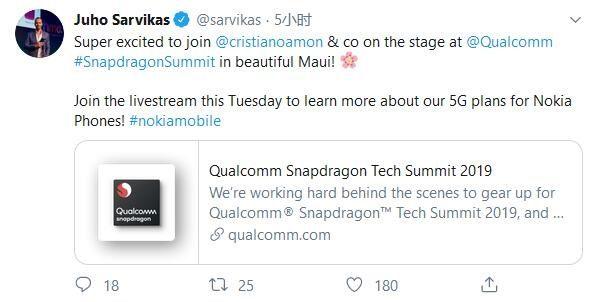 HMD Global примет участие в Snapdragon Tech Summit – фото 1