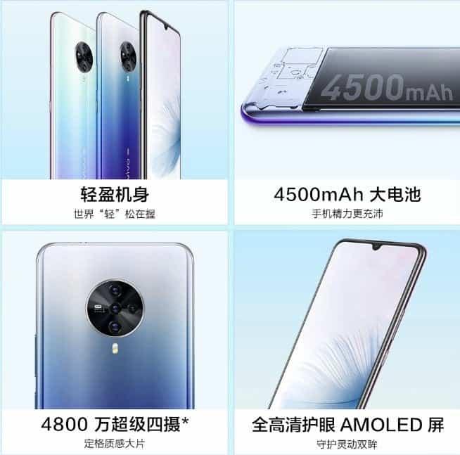 Представлен Vivo S6 5G с чипом Exynos 980 – фото 3