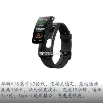Huawei TalkBand B6: симбиоз фитнес-трекера и Bluetooth-гарнитуры – фото 2