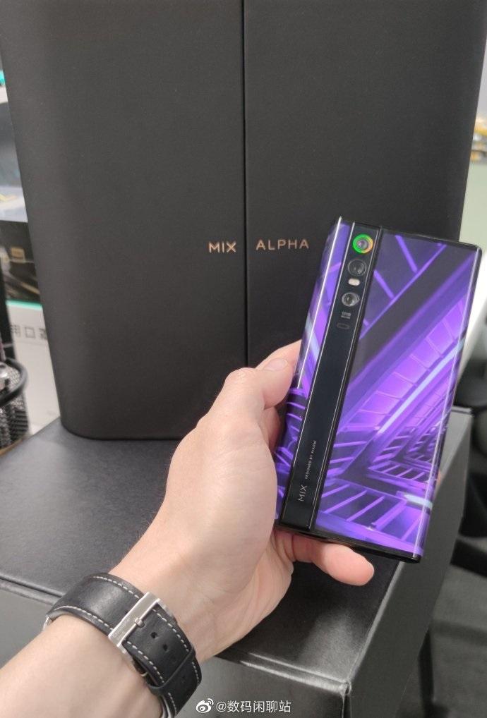 «Альфа-монстр» Xiaomi Mi Mix Alpha может вновь заявить о себе – фото 2