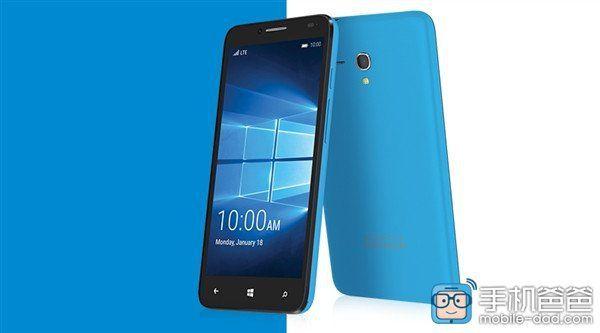 Alcatel Idol Pro 4 – первый смартфон на Windows 10 с 2К-дисплеем – фото 1